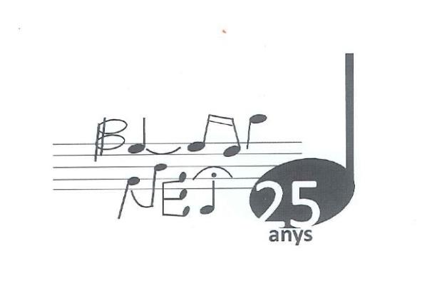 Logo 25è aniversari