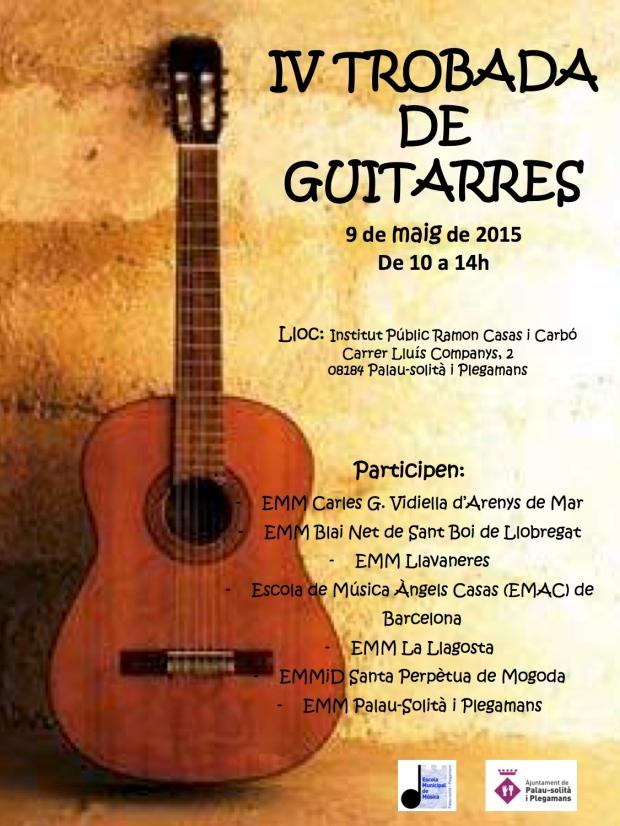 Guitarrada cartell
