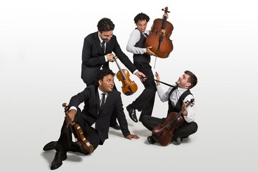 Aupa Quartet 2